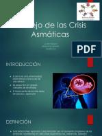 Manejo de Las Crisis Asmáticas