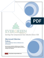Sherwood Chlorine Valves - Types of Chlorine Valves