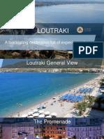 Presentation Loutraki