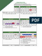 Kalender Pendidikan MA Azkiya
