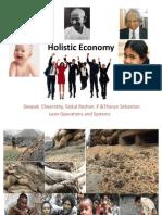 Holistic Economy