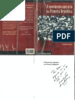 TEXTO 09 - BATALHA Cludio Henrique de Moraes 2000. O Movimento Operrio Na p