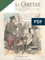 Caras y Caretas (Buenos Aires). 13-5-1899, n.º 32