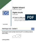 Kodovi za zastitu podataka i AD pretvorba