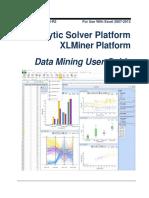 Xl Miner User Guide