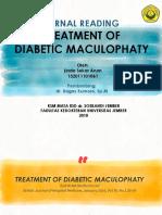 Treatment of Diabetic Maculopathy-Elka.pptx