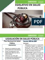 Marco Legislativo Del Salud Publica