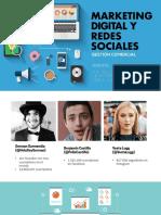 Marketing Digital Y Redes Sociales
