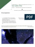 El Yo Expansivo - Plano Sin Fin