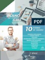 1.1 - Plano Compensação Aloha