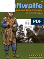 Concord 6527. Luftwaffe Field and Flak Divisions