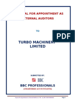 Turbo Machinery Proposal 1