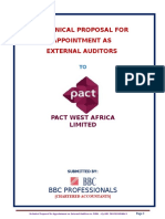 PWAL - Technical Proposal on Audit