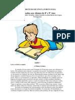 APOSTILA DE EXERCÍCIOS DE LÍNGUA PORTUGUESA.docx