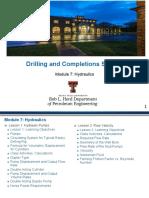 7 Hydraulics Presentation
