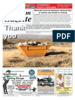Platinum Gazette 10 August 2018