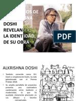 Dibujos de Doshi Balkrishna