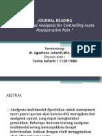jurding anestetesi