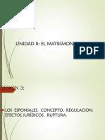 ESPONSALES, PARENTESCO, MATRIMONIO UNC.ppt