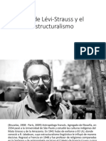 Claude Lévi-Strauss y El Estructuralismo