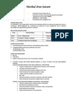 Resume harshad NEW update ONE.docx