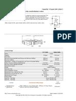 Válvula Sun Hydraulic CBCH-LCN