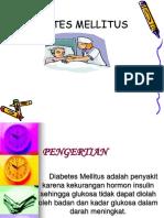 Diabetes Mawar