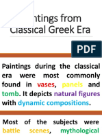 Greek Paintings