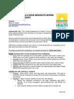 8 9 18 Mosquito Borne Advisory_Duval County