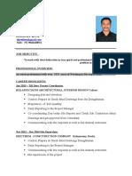 resume dijesh.doc