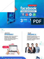 Brochure - Facebook Para Negocios