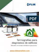 Termografia Para Diagnostico de Edificios Eideo