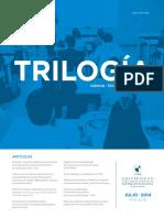 TRILOGÍA Ciencia - Tecnología - Sociedad