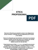 Apuntes Sobre Etica Profesional