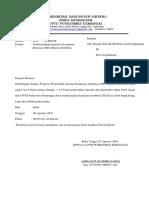 Surat Pemberitahuan SD Jengkahang