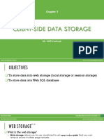 Ch05 Client Side Data Storage