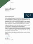 """Carta del president Torra a la delegada del Gobierno en Catalunya a raíz de """"agresiones"""" de policías"""