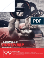 BODYPUMP 99 Choreography BookletES
