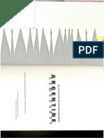 Argentina Democracy - Levitsky y Murillo