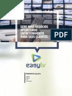 Proposta EasyTV 2018 Starter v2
