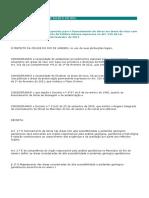 Decreto Nº 33534, De 23 de Março de 2011
