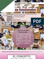 Áreas funcionales de las empresas.pptx