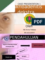 Presentasi dakrioadenitis.pptx