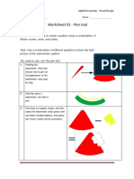 worksheet 01 - pen tool