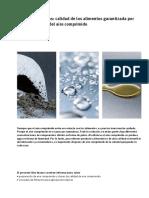 White Paper Druckluftqualität ES