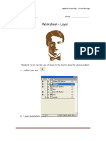 worksheet - layer