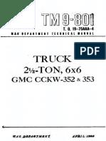 GMC CCKW 352-353 - technický manual.pdf