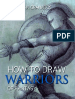 Drawing,Warriors