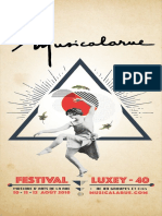 La programmation du festival Musicalarue en cliquant ici
