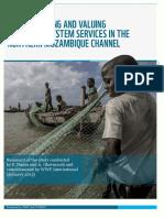 Understanding Valuing Marine Ecosystem Services Northern Mozambique Channel Wwf Cordio 2